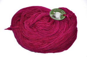 Worsted 1 ply Happy Rose b