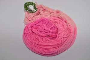 Worsted 1 ply Hasen B