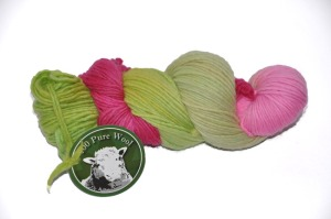 Worsted 1 ply Quebracho a