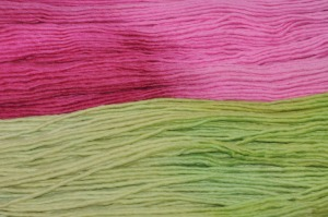 Worsted 1 ply Quebracho c