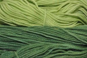 Worsted 3 ply Forest of Pines c