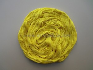 Silk yellow 2