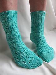 Phloem Socks de Rachel Coopey