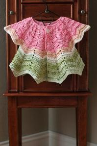 Crochet Baby Set #106 de Nell Armstrong.