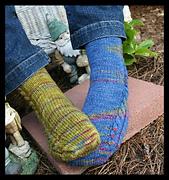 Socks on a Plane de Laura Linneman.